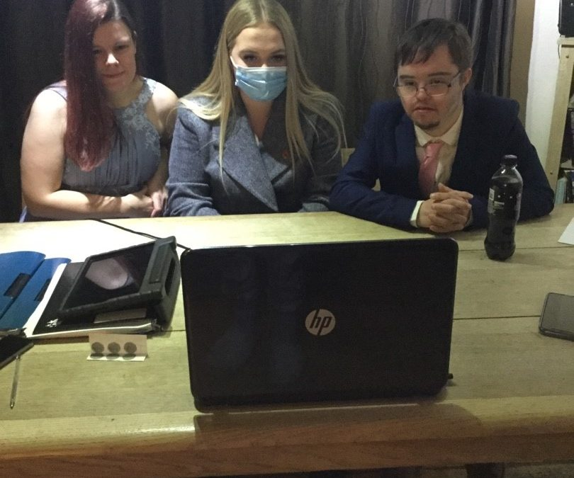 Horley Row watch 2020 Virtual Care Awards