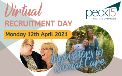 Join us for a virtual recruitment day